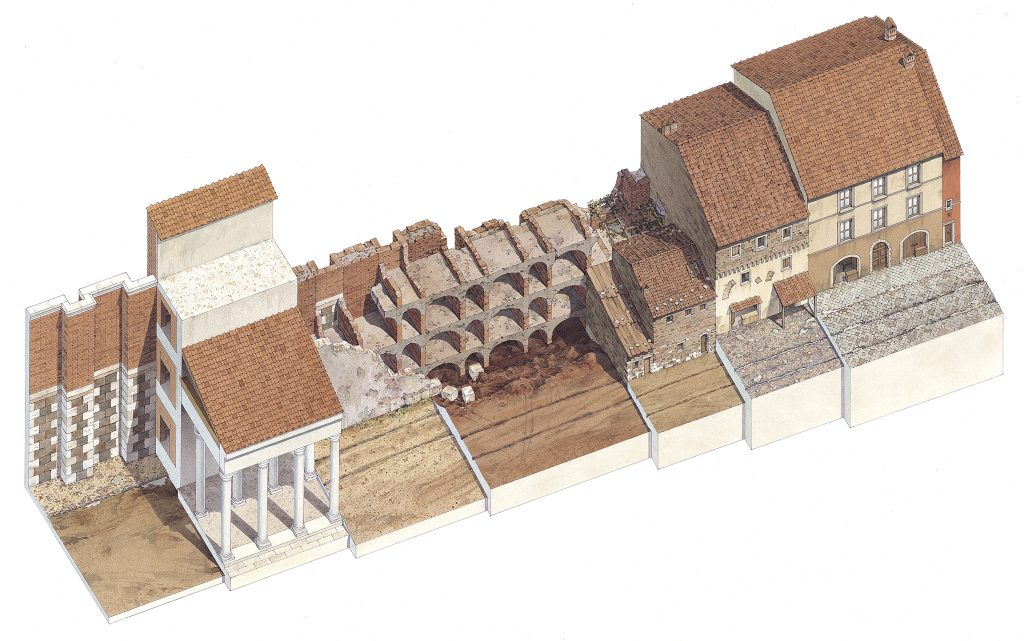 Cripta Balbi 1