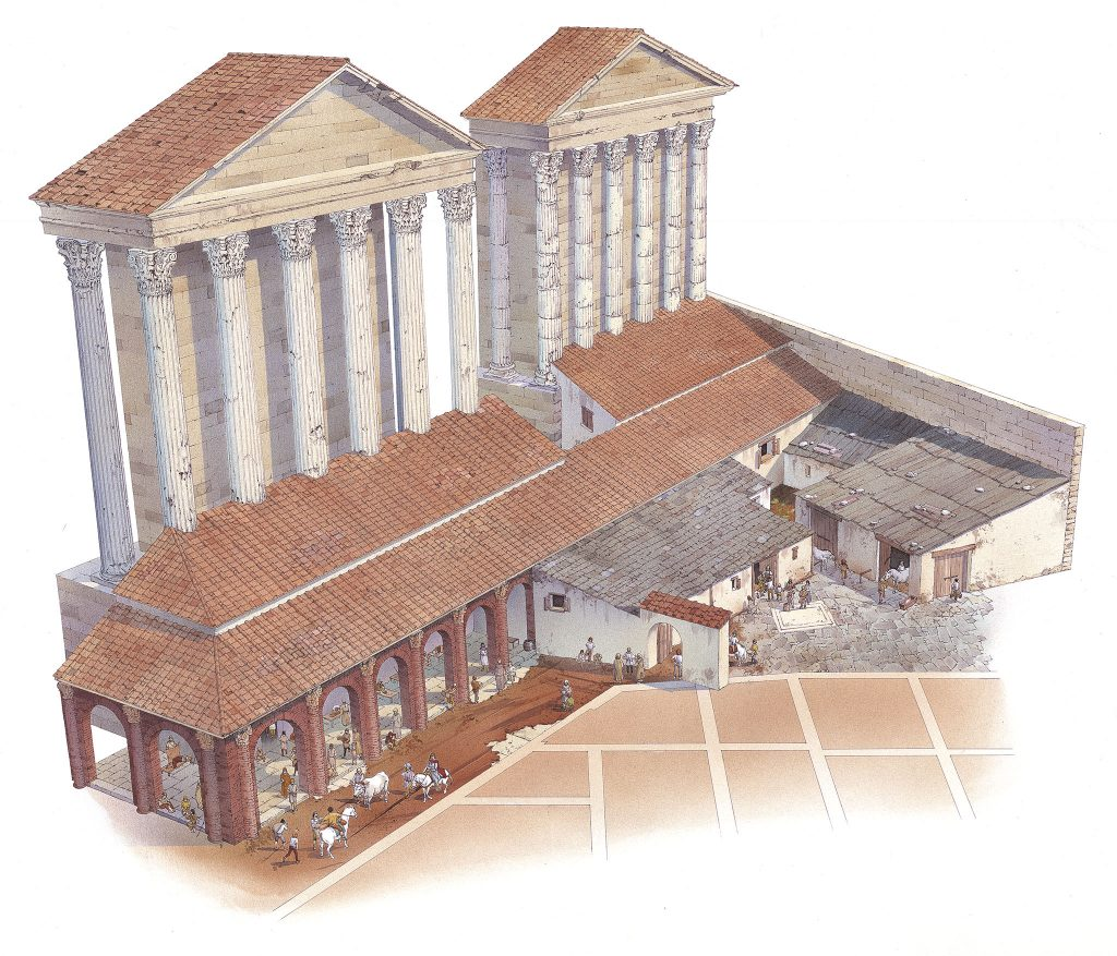 Cripta Balbi 15