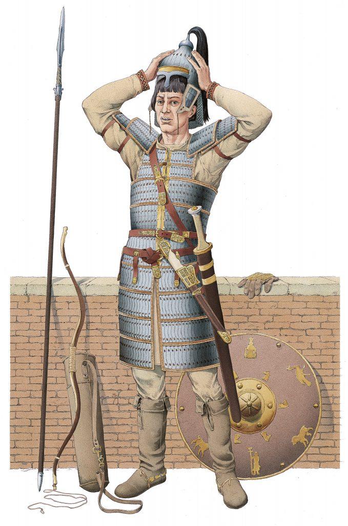 Cripta Balbi 17