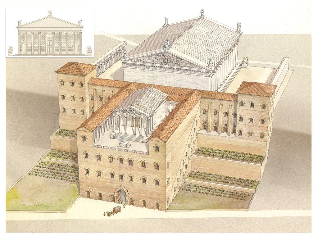 Atlante di Roma Antica, biografia e ritratti della città 8