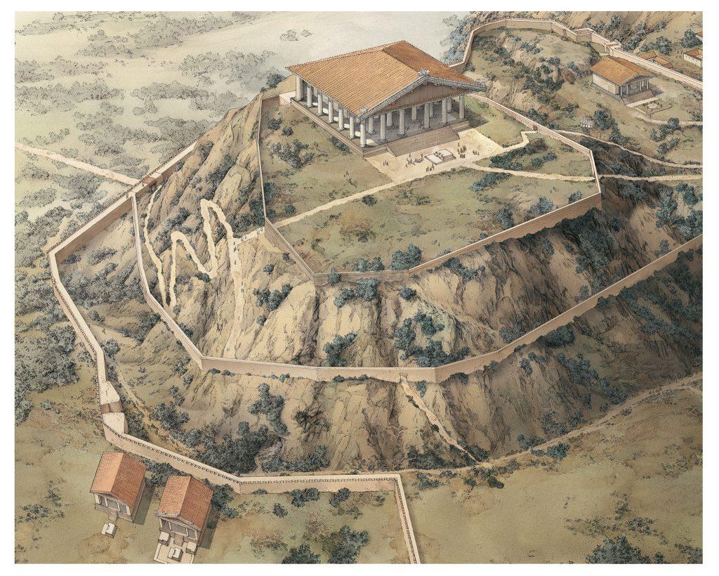 Atlante di Roma Antica, biografia e ritratti della città 9