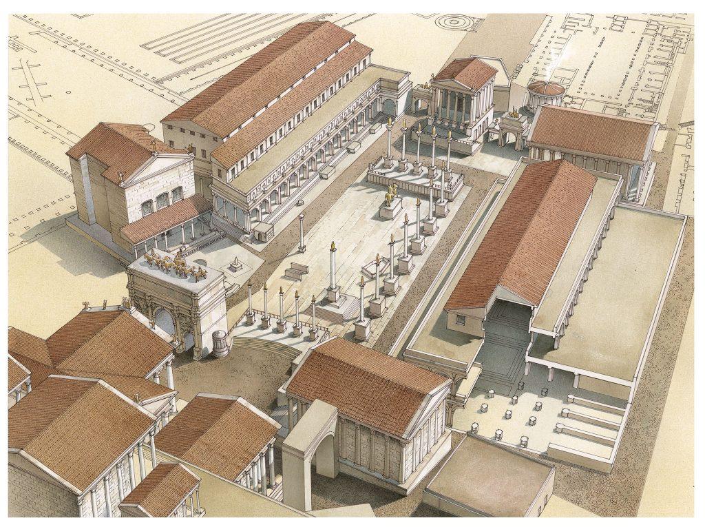 Atlante di Roma Antica, biografia e ritratti della città 11