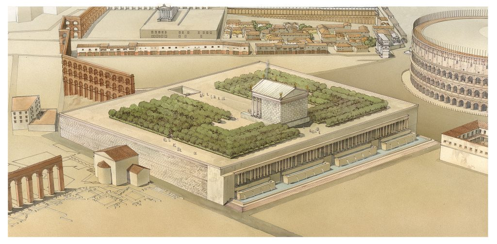 Atlante di Roma Antica, biografia e ritratti della città 2