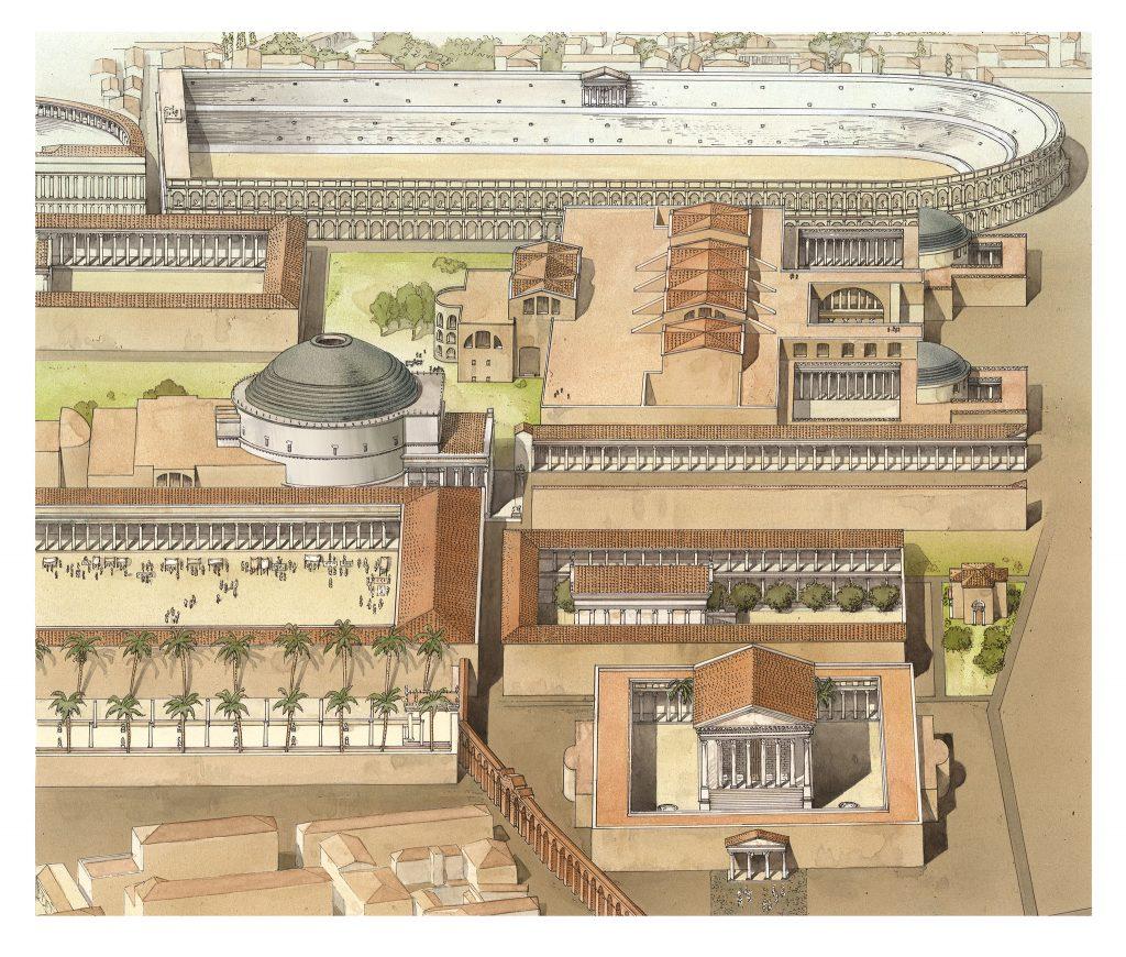 Atlante di Roma Antica, biografia e ritratti della città 13
