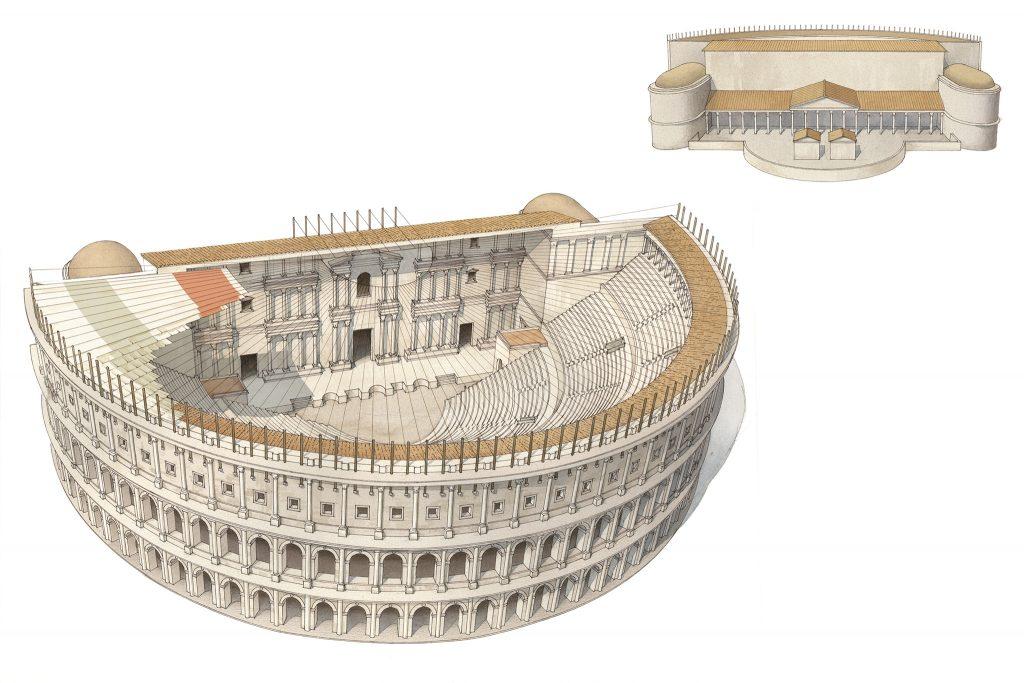 Atlante di Roma Antica, biografia e ritratti della città 14