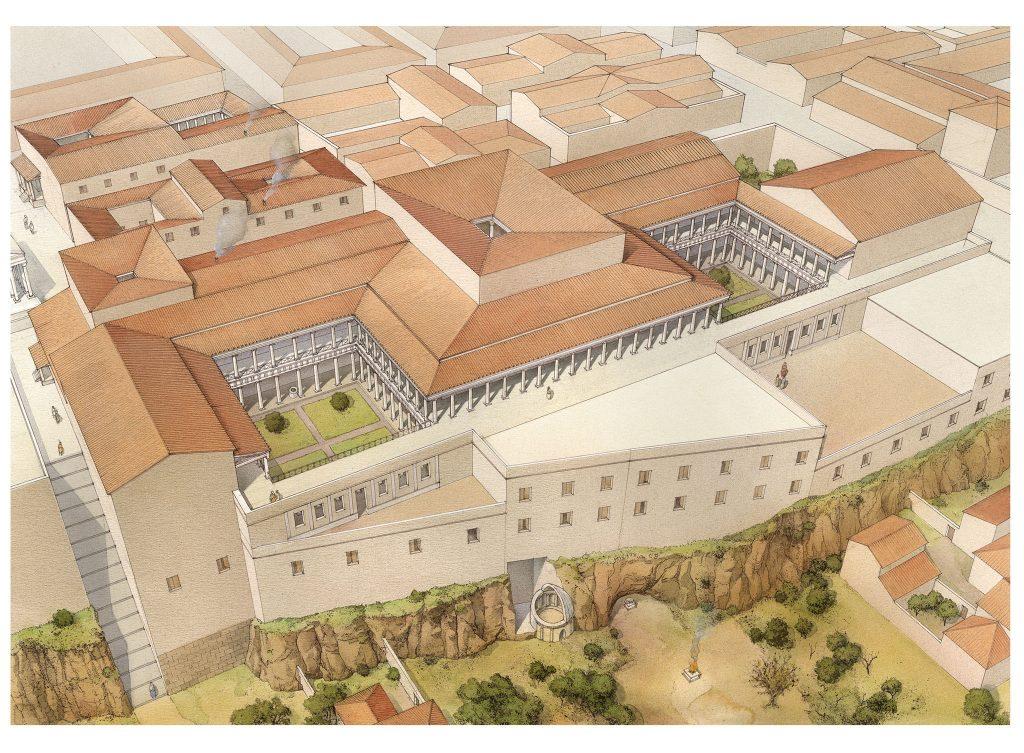 Atlante di Roma Antica, biografia e ritratti della città 16