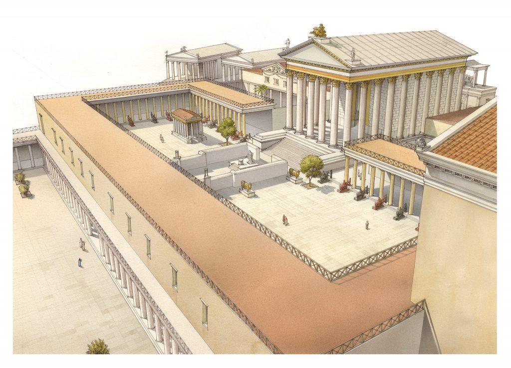 Atlante di Roma Antica, biografia e ritratti della città 18