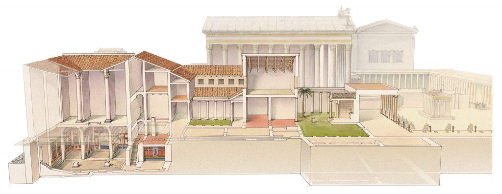 Atlante di Roma Antica, biografia e ritratti della città 19