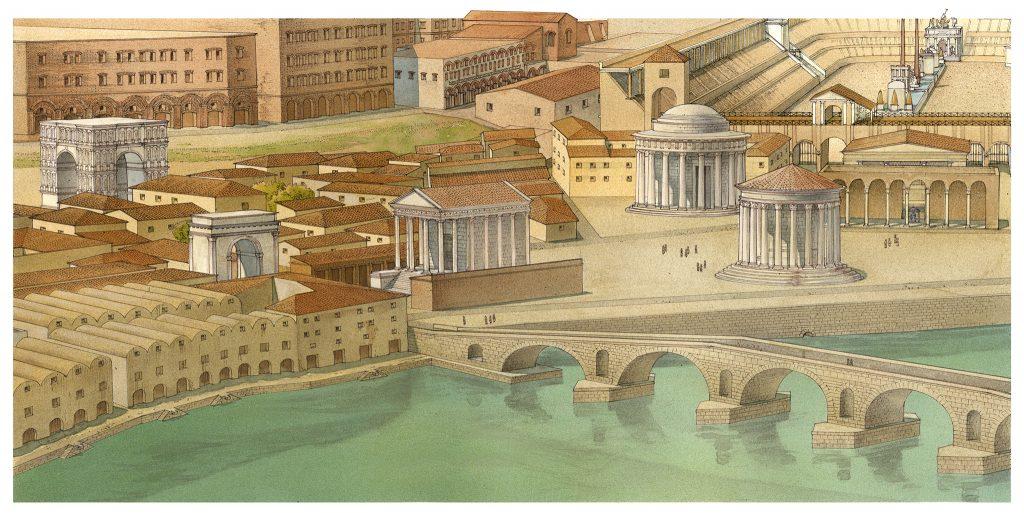 Atlante di Roma Antica, biografia e ritratti della città 21