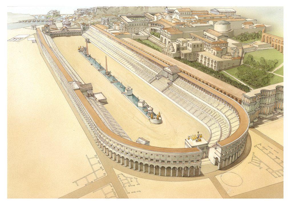 Atlante di Roma Antica, biografia e ritratti della città 22
