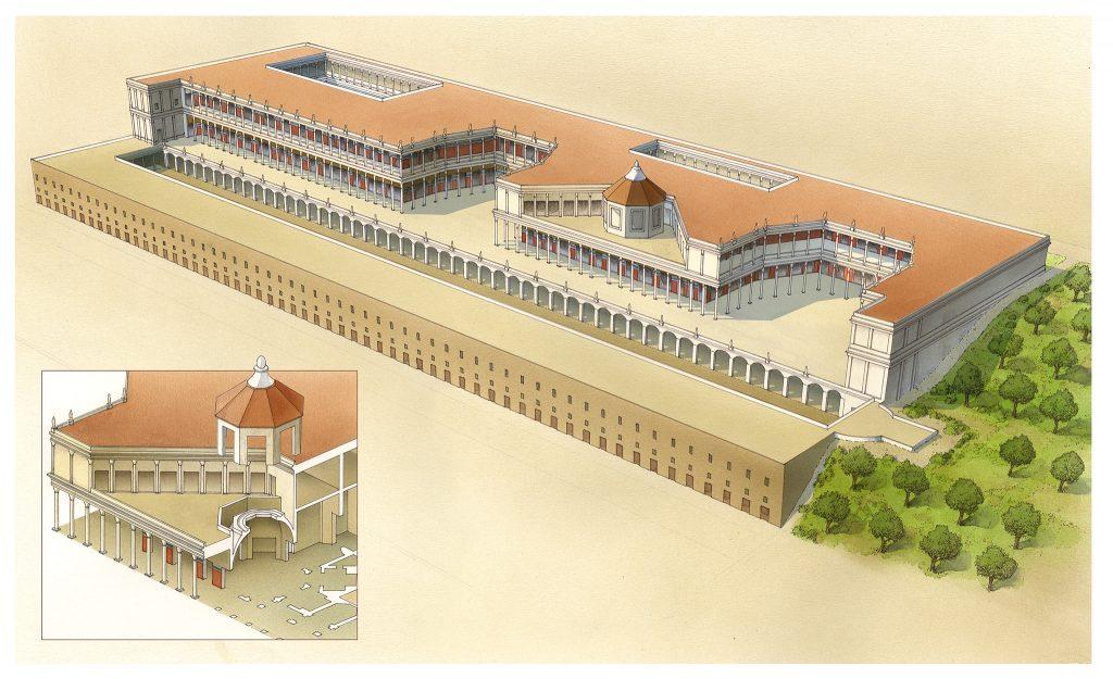 Atlante di Roma Antica, biografia e ritratti della città 4