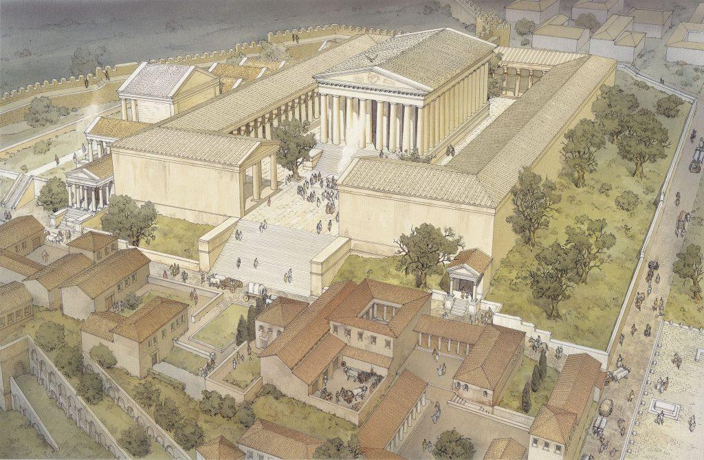 Atlante di Roma Antica, biografia e ritratti della città 6