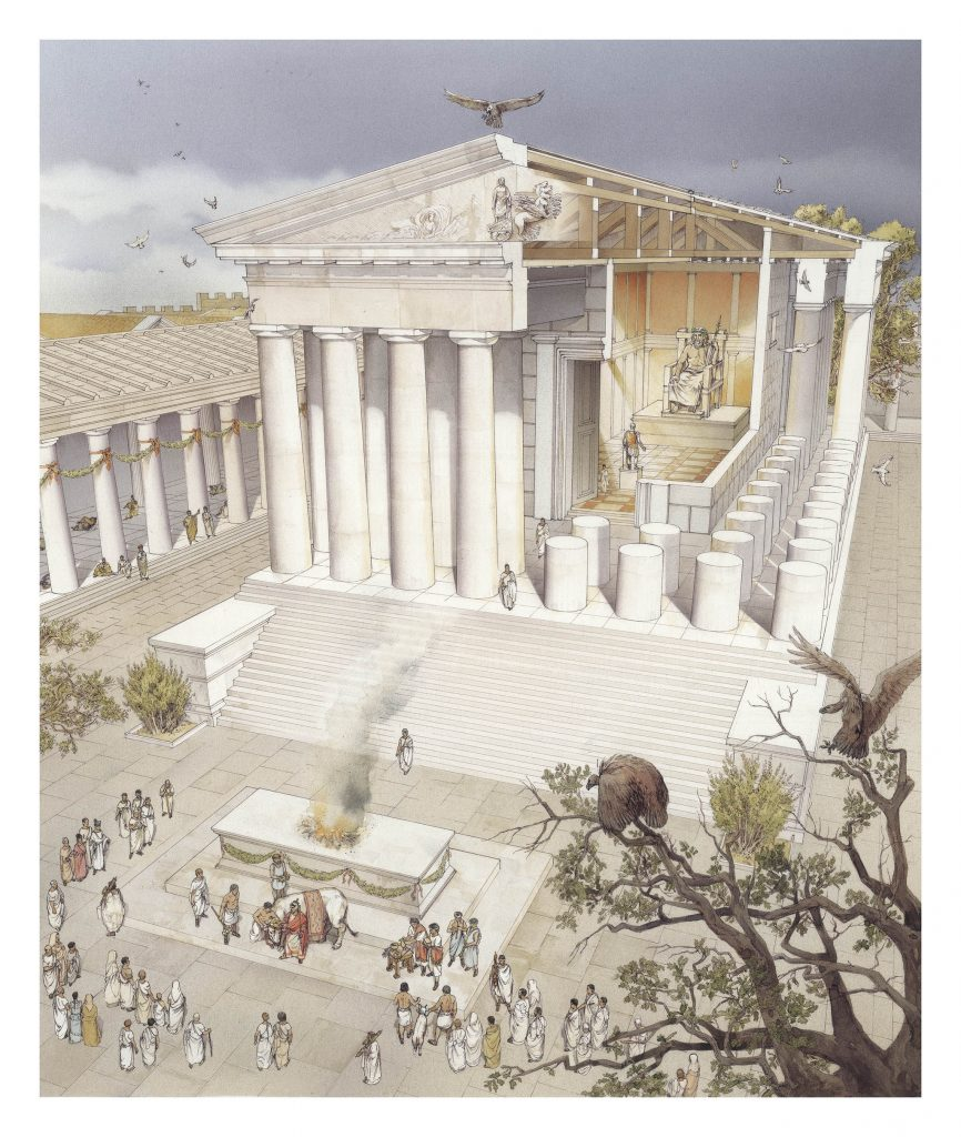 Atlante di Roma Antica, biografia e ritratti della città 7