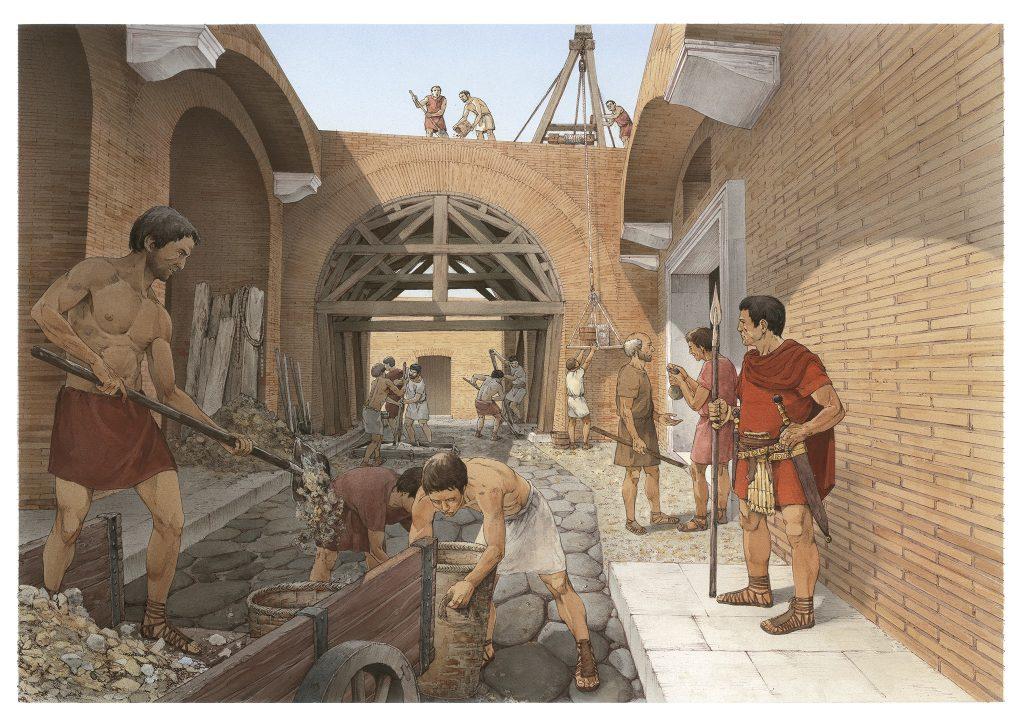 Il Museo dei Fori Imperiali nei Mercati di Traiano 1