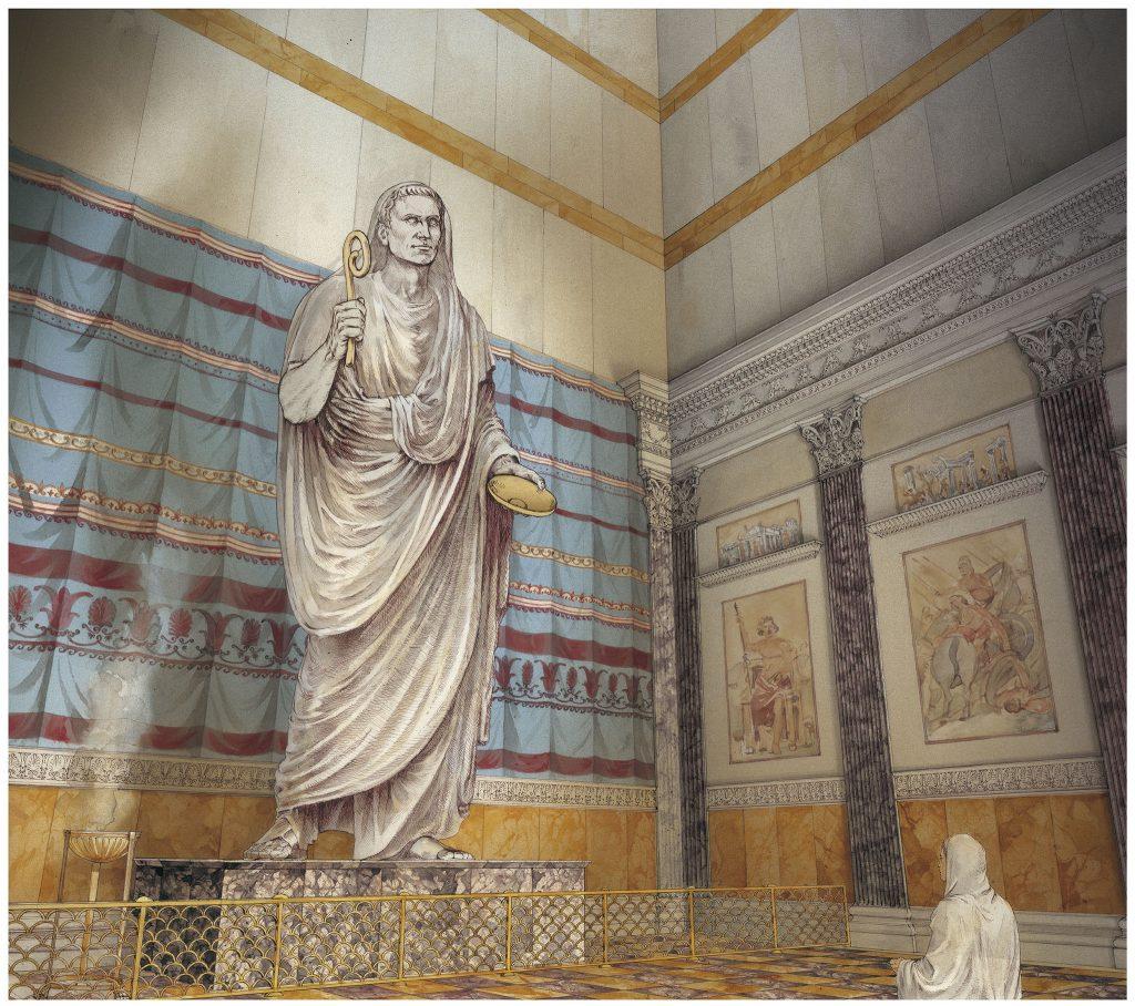 Il Museo dei Fori Imperiali nei Mercati di Traiano 2