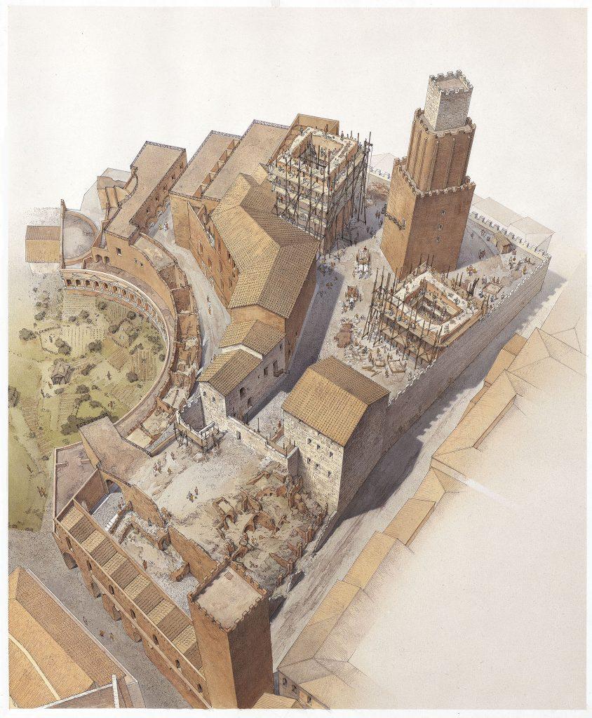Il Museo dei Fori Imperiali nei Mercati di Traiano 4