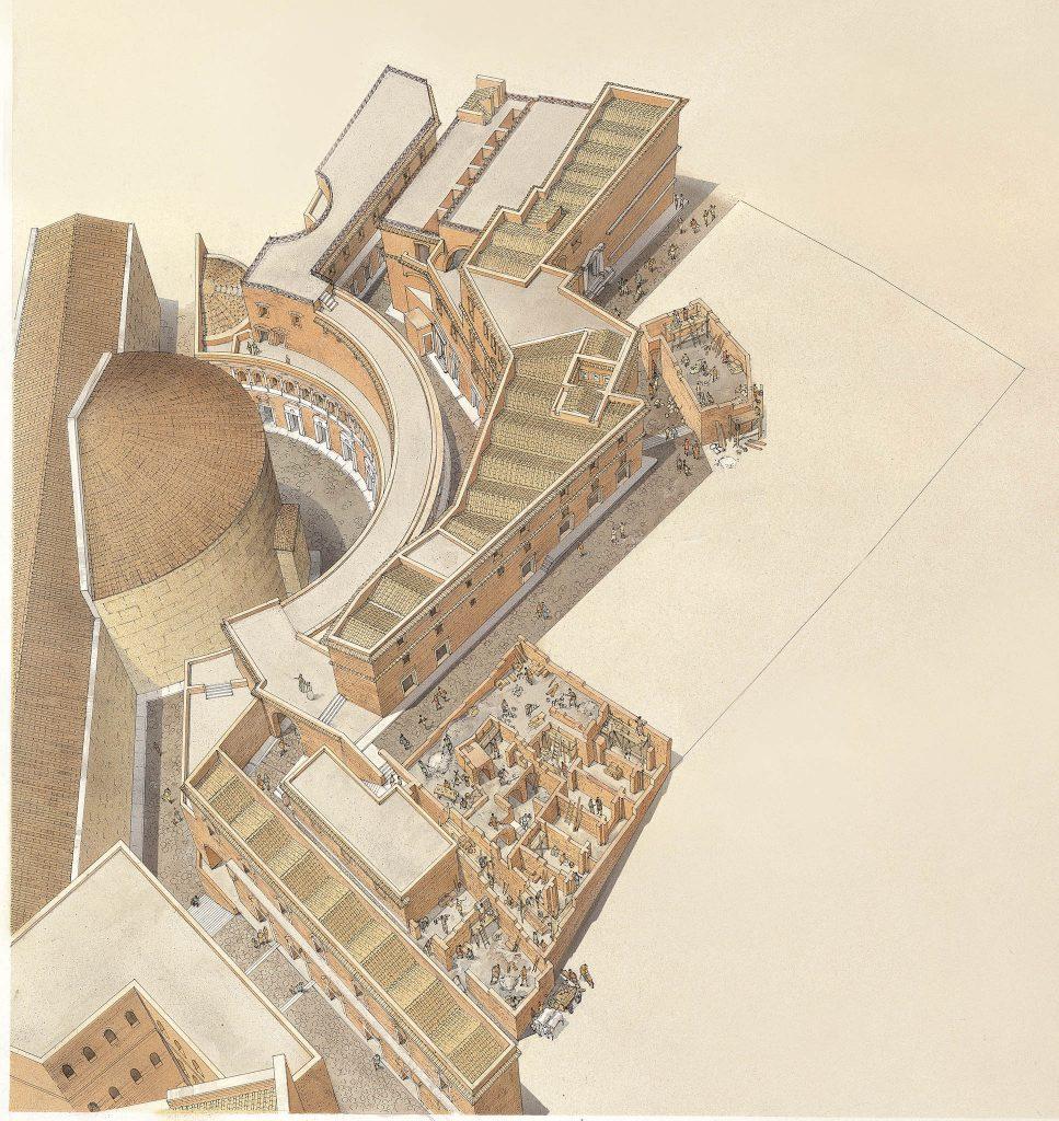 Il Museo dei Fori Imperiali nei Mercati di Traiano 5