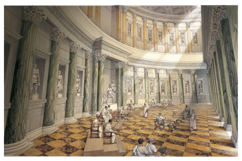 Il Museo dei Fori Imperiali nei Mercati di Traiano 6