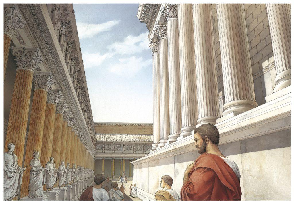 Il Museo dei Fori Imperiali nei Mercati di Traiano 7