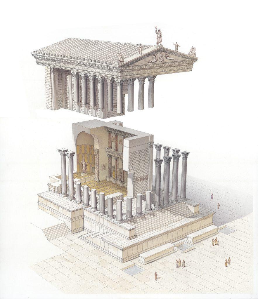 Il Museo dei Fori Imperiali nei Mercati di Traiano 10