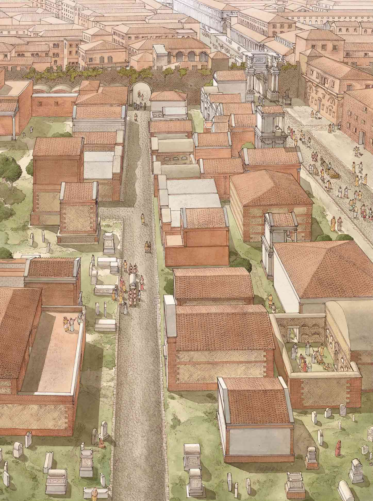 Ostia Antica - Parco Archeologico 5